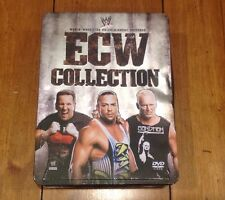 World Wrestling Entertainment Presents ECW Collection DVD's Factory Sealed