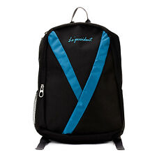 Y Blue-Black Laptop Backpack by President Bags