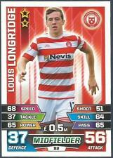 TOPPS MATCH ATTAX SPL 2015-16-#082-HAMILTON ACADEMICAL-LOUIS LONGRIDGE