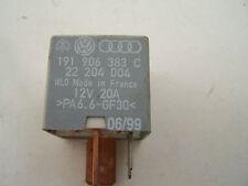 Skoda Octavia (1998-2000) Relay  191 906 383C