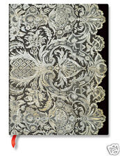 Paperblanks Lined Writing Journal Ivory Lace Veil Classic Ultra Size 7x9