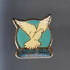 RARE PINS PIN'S .. ANIMAL OISEAU PIGEON COLOMBE COLOMBOPHILIE SEGUINIERE ~BF