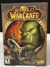 Blizzard World of Warcraft Original Game for the PC - 100% Complete - MINT