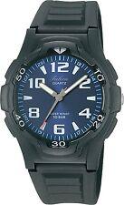 100% Authentic! CITIZEN Q & Q Falcon VP84J850 Black Mens Sports Wristwatch Japan