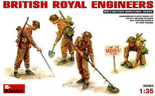 BRITISH/COMMONWEALTH ROYAL ENGINEERS #35083 1/35 MINIART