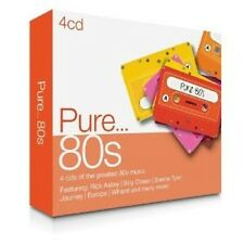Pure... 80s 4 CD NEUF avec toto, sade, wham!, paul young, etc.
