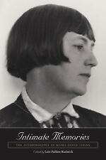 Intimate Memories: The Autobiography of Mabel Dodge Luhan by Luhan, Mabel Dodge