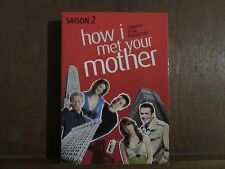 How i met your mother, comment je l'ai rencontrée Saison 2/ Coffret 3 DVD
