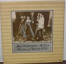 Rick Wakeman: The Six Wives of Hery VIII 33RPMSP4361  112516LLE
