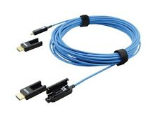 Kramer CP-AOCH/XL-66 Fiber Optic High-Speed Pluggable HDMI Cable - 66 ft