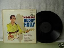 Buddy Holly LP The Great Buddy Holly Clean 1967 Vocalion Rock Rockabilly Orig!