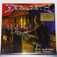 Megadeth - The System Has Failed / LP (MOVLP684) ltd orange