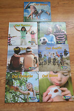 7 OUR BODIES HARDCOVER ACORN BOOKS LUNGS, MUSCLES, HEARTS, SKIN, BLOOD, STOMACHS