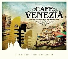 CAFE Venezia TRILOGY 3 CD NUOVO