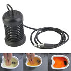Detox Foot Bath Arrays Round Stainless Steel Array Aqua Spa Ionic Cleanse Ion ES