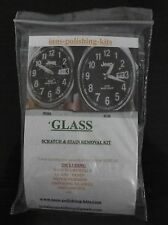 IPK Watch Glass Crystal / Scratch Remover vetro kit lucidatura Kit Small
