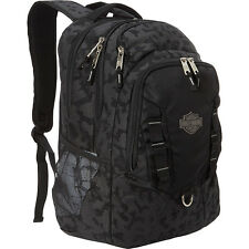 Harley Davidson by Athalon V Backpack - Night Vision Laptop Backpack NEW