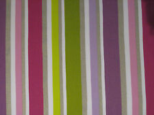 "DESIGNERS GUILD CURTAIN FABRIC ""Monticello"" 3.4 METRES RASPBERRY100% COTTON"