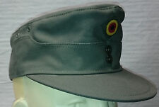 Field Cap  mountain style  German Army  olive drab   - Made in Germany -