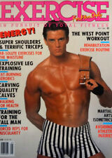 EXERCISE FOR MEN ONLY MAGAZINE MAY 1990