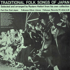 Traditional Folk Songs Of Japan (2009, CD NEUF) CD-R2 DISC SET