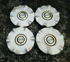 OEM Set of 4 2001-03 Chrysler Sebring Sedan/Conv Center Caps Hubcaps 0SR21TRMAC