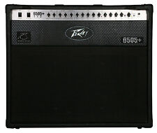 "Peavey 6505 Plus 112 Electric Guitar 60W Combo Amp 12"" Speaker Tube Amplifier"