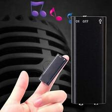 Listen Device Digital Voice Recorder Activated Long Recording Spy Hidden MP3 DH