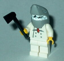 SPONGEBOB #18 Lego Bikini Bottom Chef Custom Shark NEW  Genuine Legos