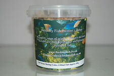 FMF Freeze Dried Brine Shrimp Cubes Suitable For All Fish & Reptiles 100g Tub