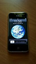 Iphone 2g black  (1st generation )Factory  UNLOCKED  8GB
