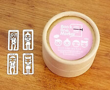 Cute Doll Girl Bookmarks Paper Clip Funny Lovely Barbie Metal Special Gift 20pcs
