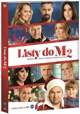LISTY DO M 2  DVD POLISH Shipping Worldwide