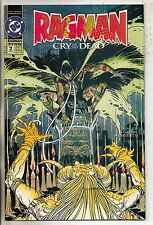 DC Comics Ragman Cry Of The Dead #2 September 1989 VF+
