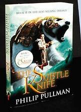 Subtle Knife, The (Golden Compass) (His Dark Materials), Philip Pullman