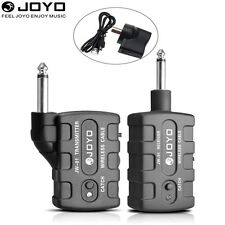 JOYO Digital Electric Guitar&Bass Wireless Transmitter Receiver Transfer System