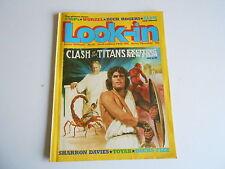 LOOK-IN Magazine 1981 No.28 - Bucks Fizz Toyah Sharron Davies