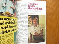 1971 TV Guide(ALL IN THE FAMILY/JAMES GARNER/NICHOLS/JANE WITHERS/ARCHIE BUNKER)