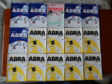 15X Old Abra Cadabra Magazines No. 2644-2658 The Magic Circle Abracadabra