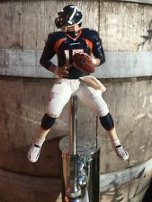 Denver Broncos Tap Handle Tim Tebow Beer Keg NFL Football Blue Jersey Knob Pull