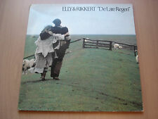 LP - Elly & Rickert - De Late Regen (1978)