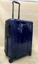 Tumi Vapor Lite Continental Carry-On (Navy) Spinner Suitcase 28661NVY