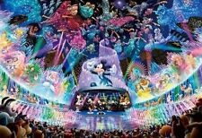TENYO Japan Stained Art puzzle 500 piece Disney Water Dream Concert DSG-500-437