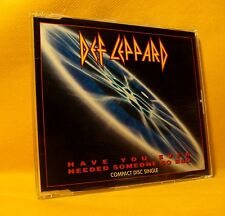 MAXI Single CD Def Leppard Have You Ever Needed Someone So Bad 4TR 1992 NWOBHM