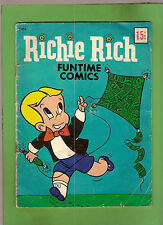 #T59. RICHIE  RICH FUNTIME  COMIC #23056