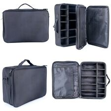 Professional Makeup Cosmetic Case Beauty Artist Storage Black(SOLD PER EACH)