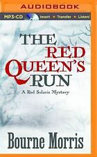 Red Solaris Mysteries: The Red Queen's Run 1 by Bourne Morris (2015, MP3 CD,...
