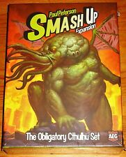 SMASH UP: OBLIGATORY CTHULHU SET Expansion by AEG NEW/FREE SHIPPING/SHIPS INT'L