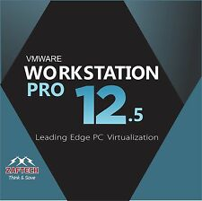 VMware workstation 12.5 Pro a Vita 1 PC-ULTIMA VERSIONE 2016 EDIZIONE download