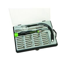 33 Pc Precision Screwdriver w/Case - Electronic Computer Laptop Tool Mechanic 34